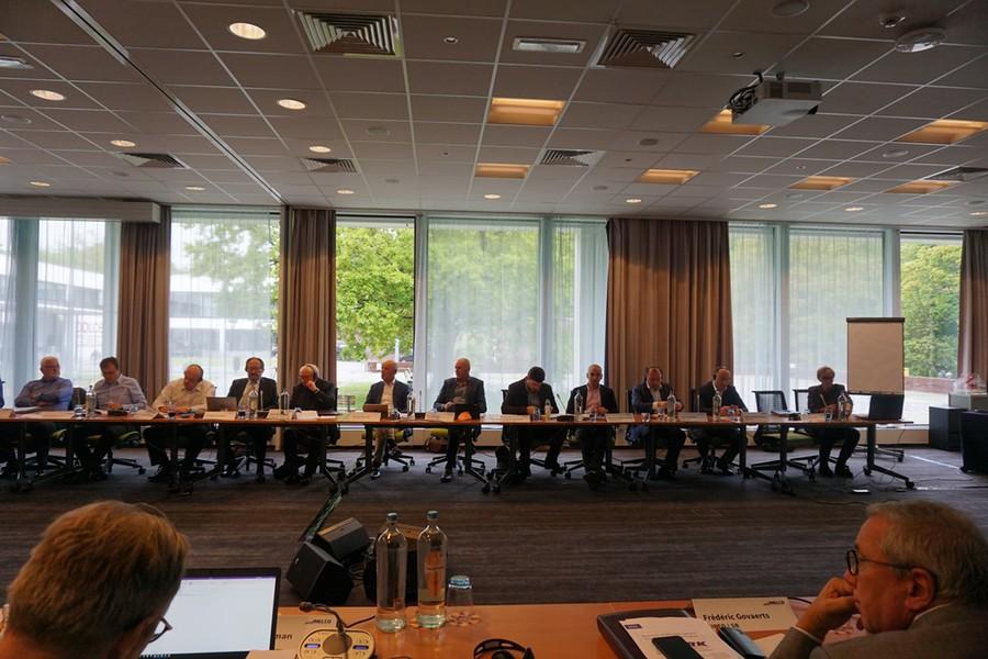 Представители РАЭК на Генеральной ассамблее IMELCO 2019