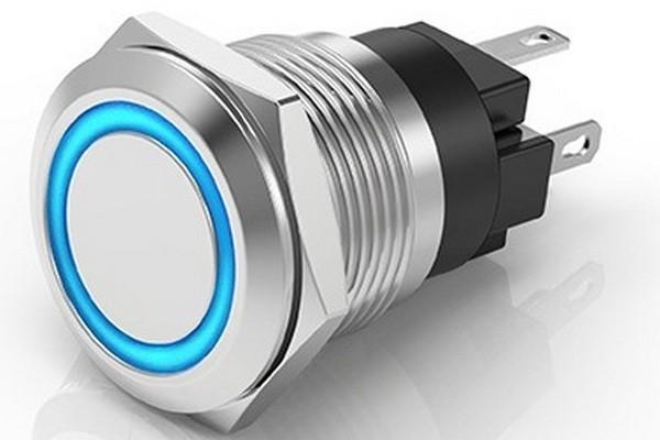 «НТ контакт» представляет новую версию кнопки 82 серии с подсветкой от EAO AG