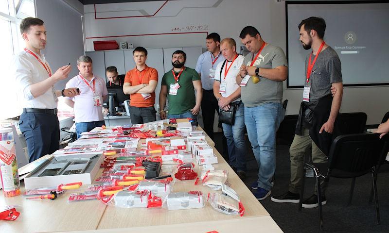 В конце мая партнеры ЭТМ посетили конференцию в EKF