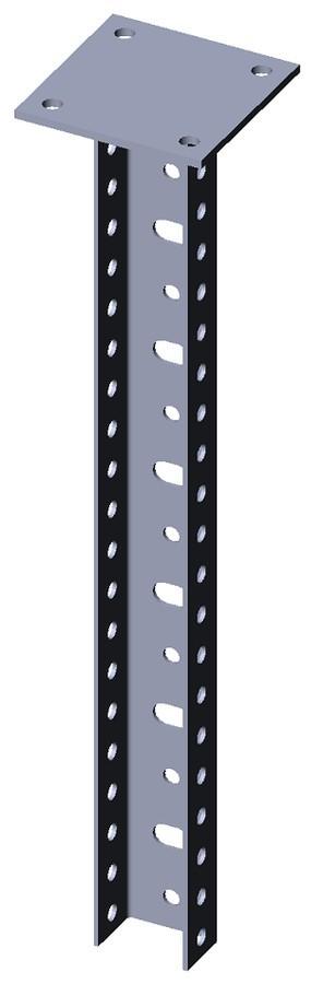 Консоль вертикальная Кв7