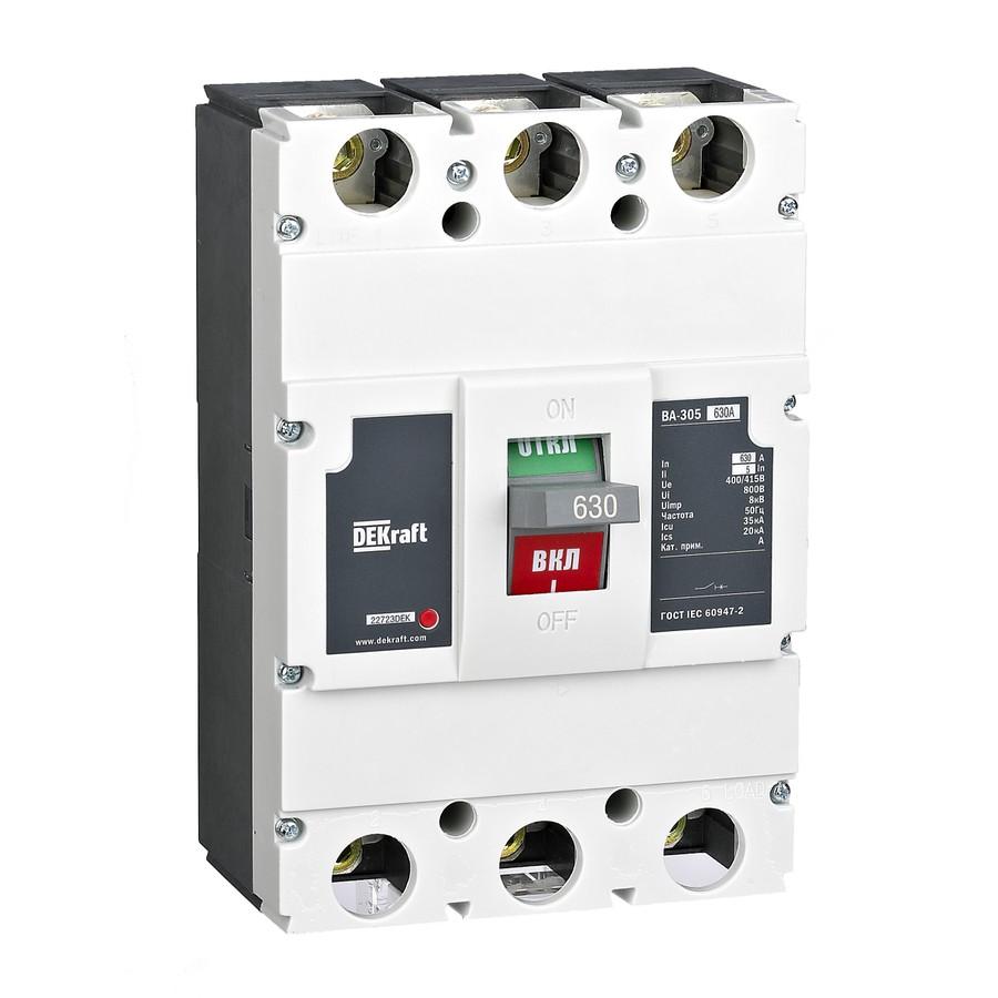 «Индустриальные Системы» представляют новинку — DEKraft ВА-300L