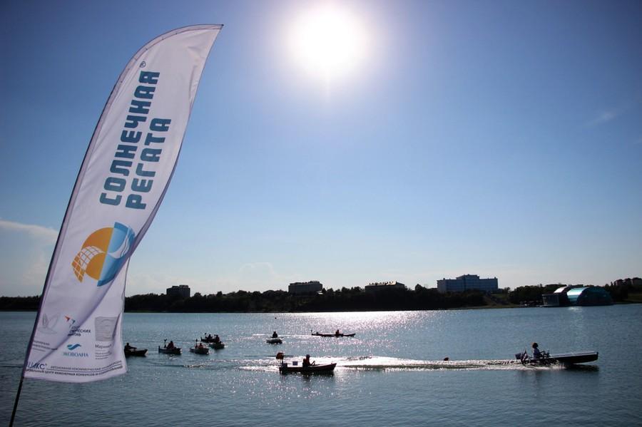 В Москве представят лодки  на солнечных батареях