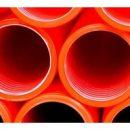 Трубы гофрированные двустенные ПНД IEK® — российское производство для сложных условий эксплуатации