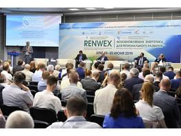 На выставке RENWEX 2019 стартовал Международный Форум «Возобновляемая энергетика для регионального развития»