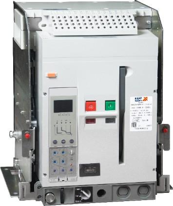 В ассортименте ЭТМ появились автоматические выключатели на номинальные токи от 630 А до 1600 А