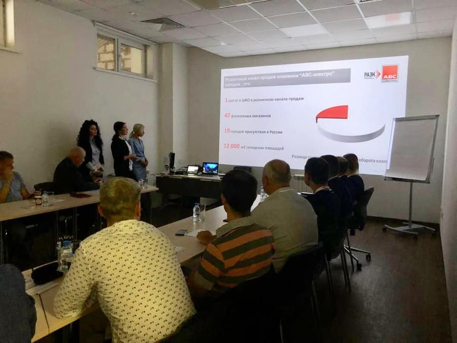 В Воронеже прошла конференция РАЭК «Собственная розница»