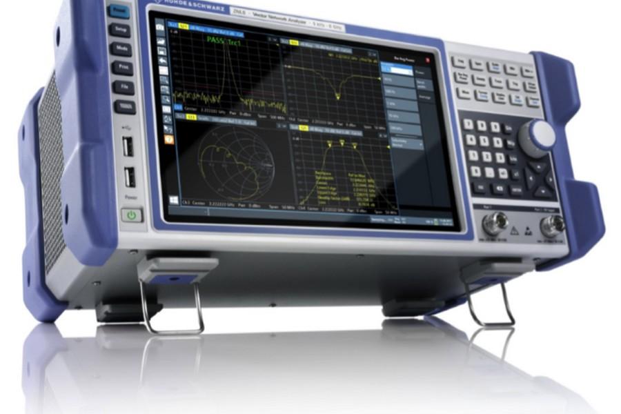 Новая опция для моделей R&S®ZNL6