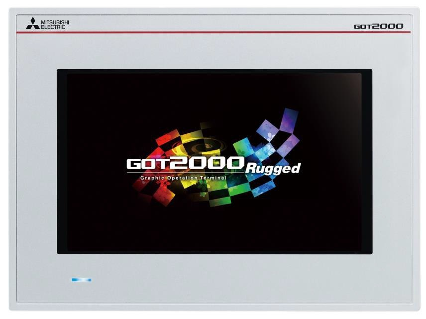 Корпорация Mitsubishi Electric представила новую панель оператора (HMI) GOT2507T-WTSD