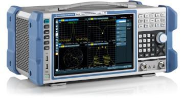 R&S®ZNLE — новые опции расширяющие возможности инструмента начального уровня