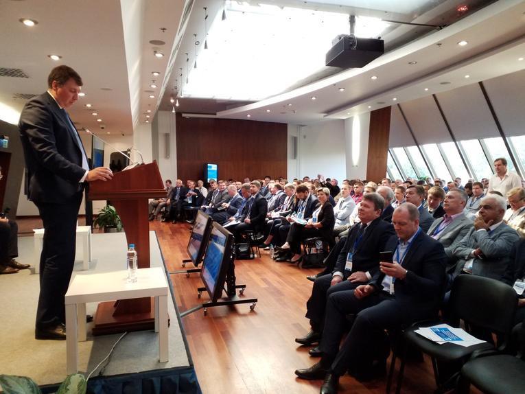 Первый заместитель генерального директора — главный инженер Московской объединенной электросетевой компании Дмитрий Гвоздев