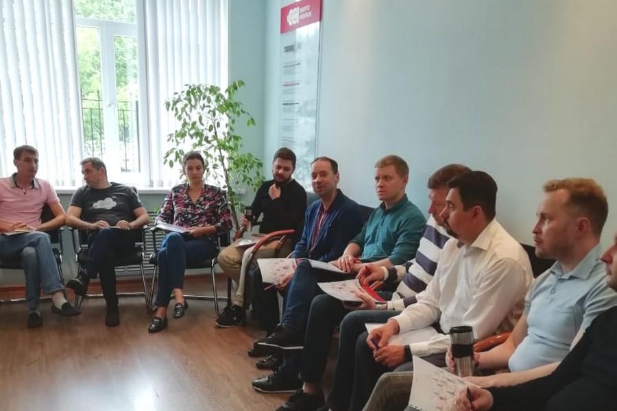 В инжиниринговой компании «ССТэнергомонтаж» прошло обучение на тему «Деловая коммуникация»