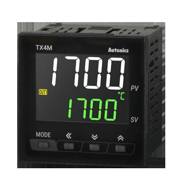 Autonics представляет новинку в серии температурных контроллеров —TX4M-24C