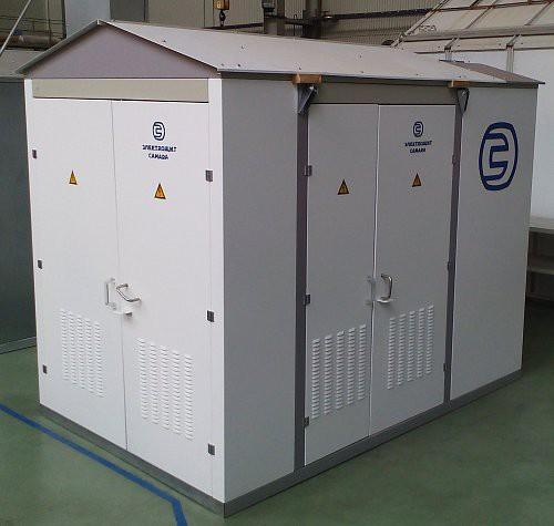 Электрощит Самара запустил в производство модернизированную подстанцию КТП Пилот