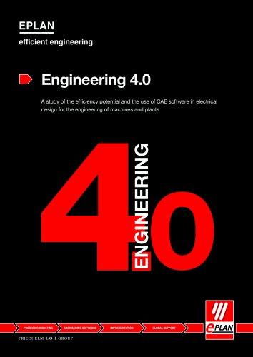 Компания Eplan представляет исследовательский отчёт «Engineering 4.0»