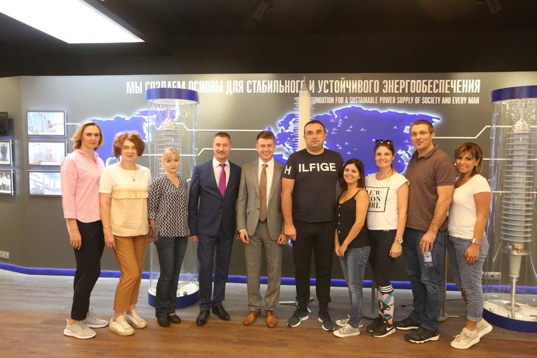 «Изолятор» посетили представители администраций сербского города Бечей и городского округа Истра