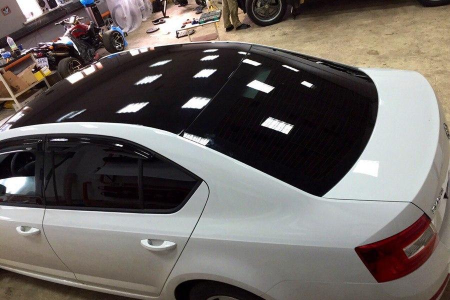Невидимые солнечные панели не испортят автомобиль