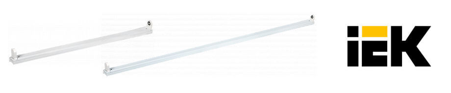 ЭКС расширяет ассортимент светильниками ДБО 1000-1001 IEK