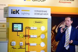 IEK Lighting и LEDEL на выставке Interlight Russia