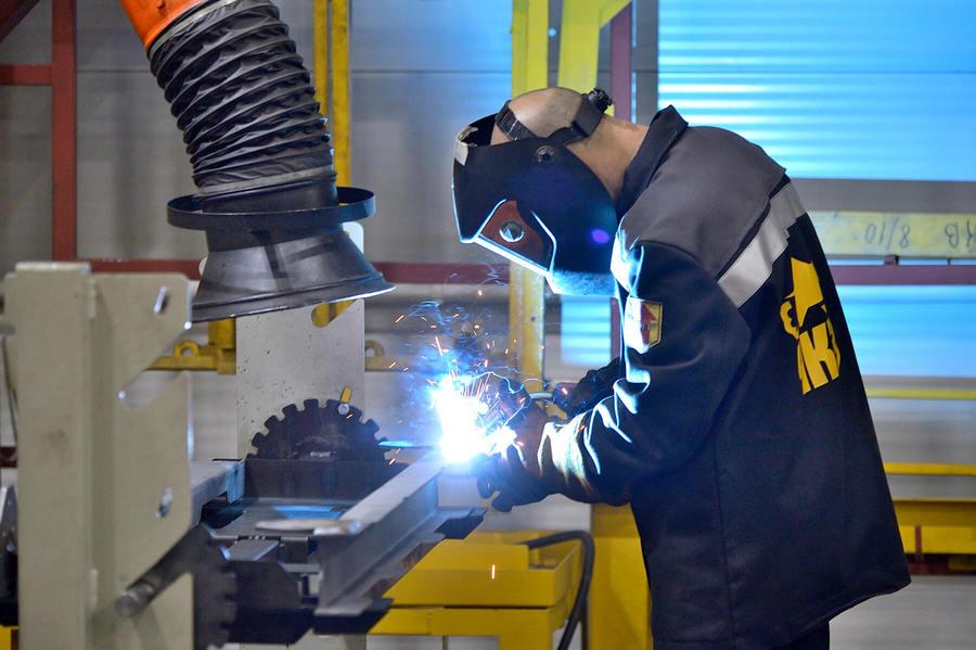 20 лет исполнилось Челябинскому компрессорному заводу