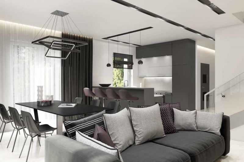 Гарантия на квалифицированный дизайн квартир от фирмы stroyhouse.od.ua