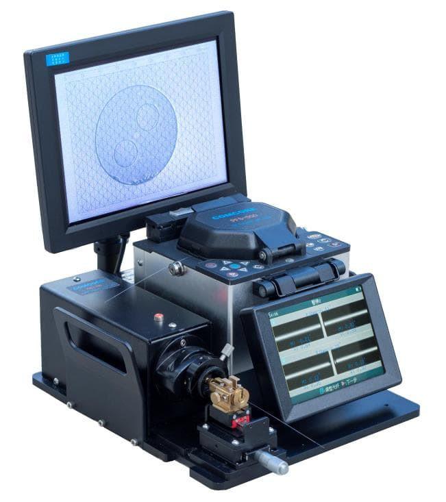ComCore выпустила универсальный аппарат для сварки оптических волокон