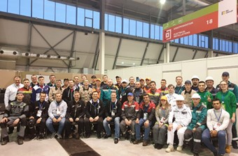 IEK GROUP на WorldSkills Hi-Tech-2019: рекорды компетенции «Электромонтаж» и победа юниоров компании