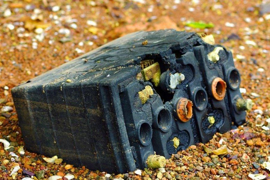 Литиевые батареи угрожают экологической катастрофой