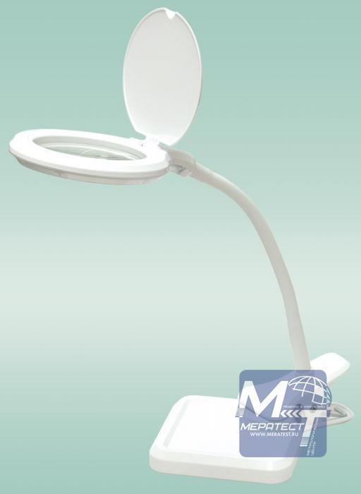 Новый светодиодный светильник с комбинированным креплением Актаком ALL-6596