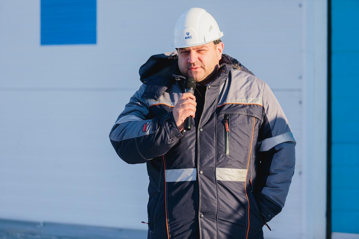 Группа компаний «МКС» ввела в эксплуатацию уникальный энергоцентр для НЛМК-Урал