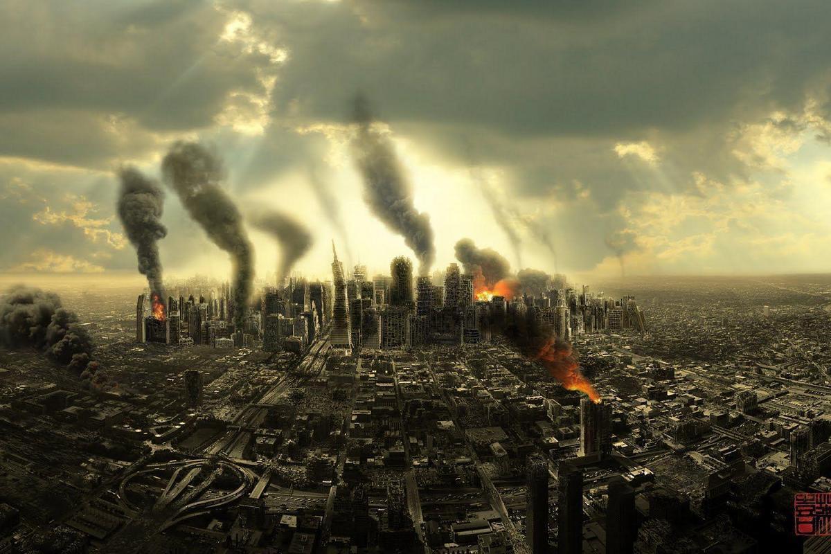 Экологическая катастрофа не за горами