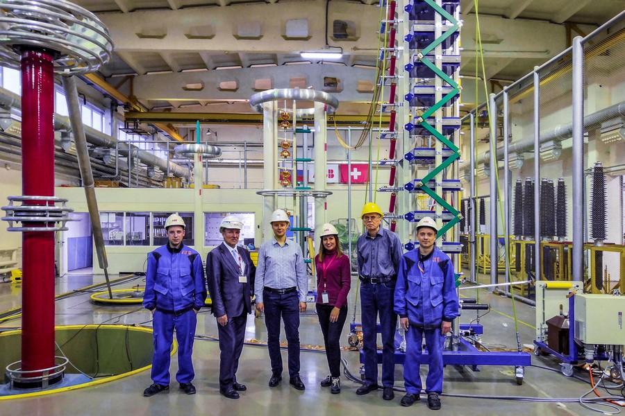 Завод ABB в г. Хотьково Московской области — это локализованное производство высоковольтных вводов с RIP-изоляцией