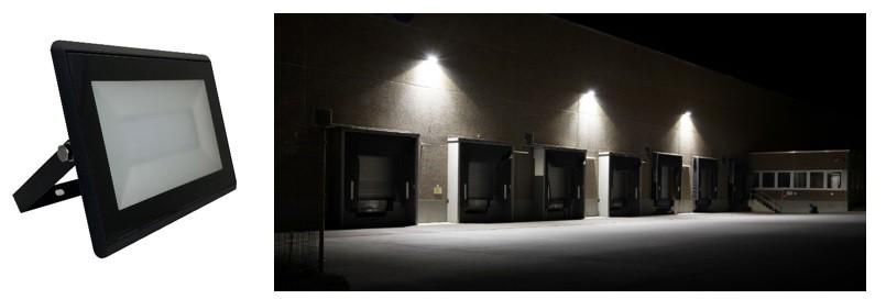 LED-прожекторы LEDVANCE для подсветки гаражных помещений в ассортименте ЭТМ