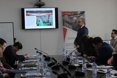 На площадке палаты предпринимателей Карагандинской области прошла региональная презентация ГК «Alageum Electric»