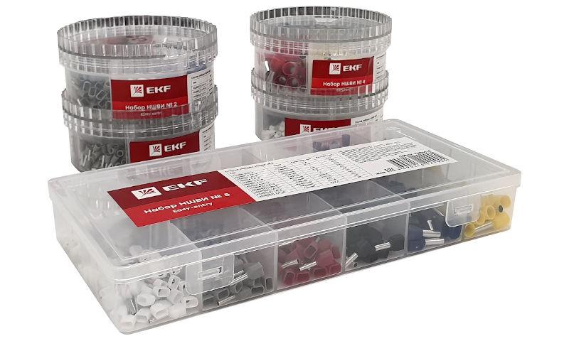 У EKF появились новые размеры и удобные наборы втулочных наконечников
