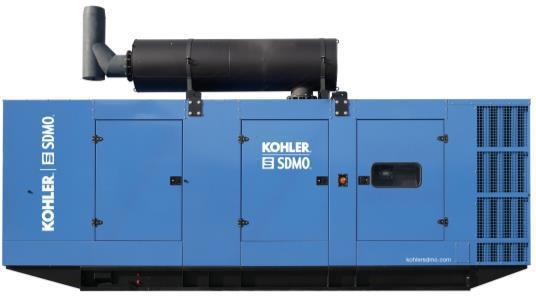 SDMO Industries представляет модифицированные генераторные установки KOHLER-SDMO линейки Pacific