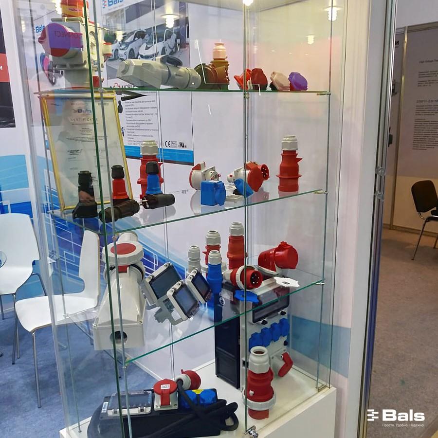 Посетите стенд Bals Rus на международном форуме «Электрические сети 2019»!