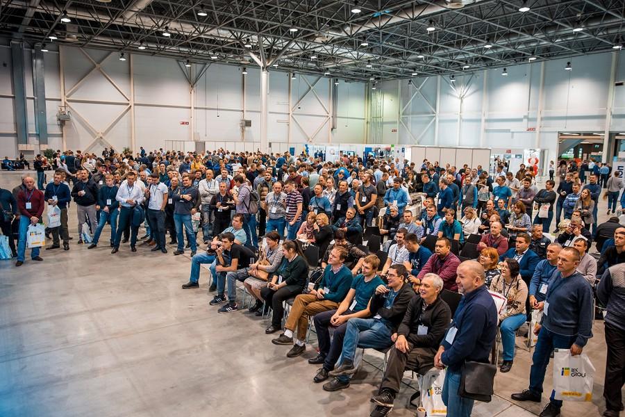 Гости прослушали более 10 презентационных выступлений и мастер-классов от производителей