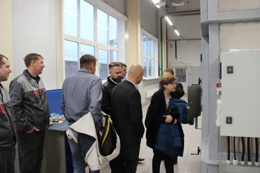 Изучение нюансов работы испытательной лаборатории завода «Алюр»