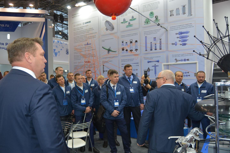 ПО «Форэнерго» подвело итоги участия в Международном форуме «Электрические сети»