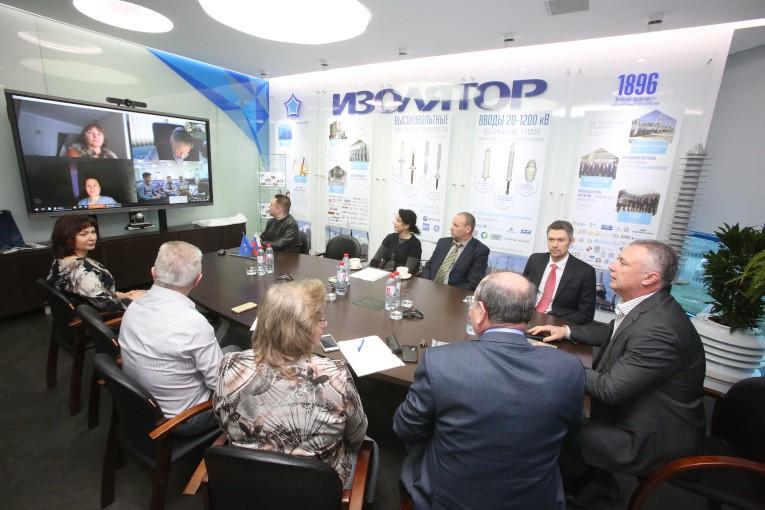На заводе «Изолятор» состоялось совещание комитета D1 Российского национального комитета СИГРЭ