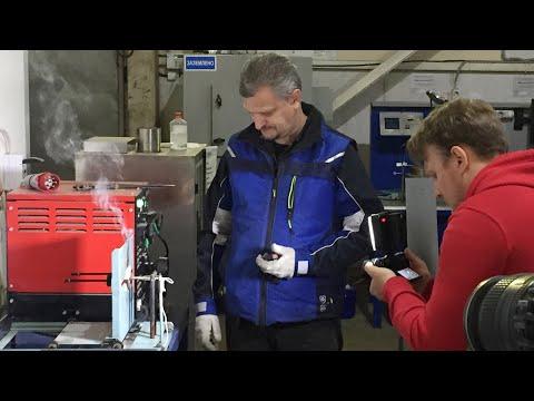 «СЕРКОНС» провёл испытания светового оборудования компании «Белый свет»