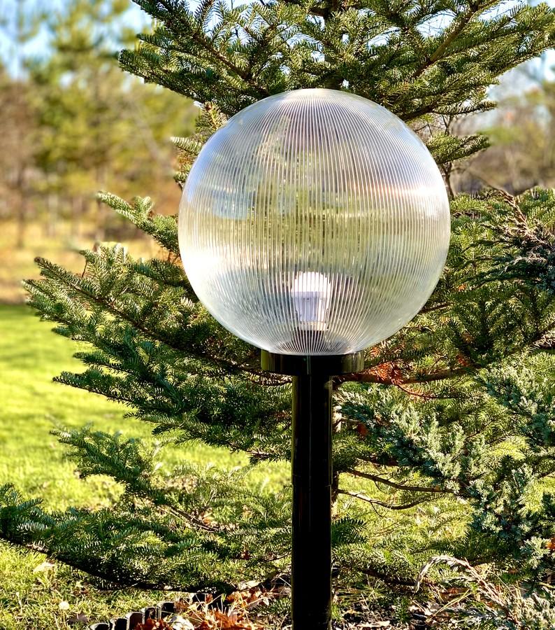 «Мастер-М» представляет новинку — светильник в форме шара «Призматик»