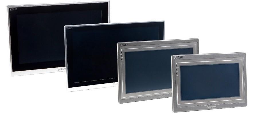 Сенсорные панели оператора OptiPanel от КЭАЗ